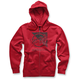 Scarlet Rift Zip Hoody