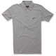 Heather Gray Perpetual Polo Shirt
