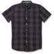 Black Variance Short Sleeve Shirt
