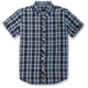 Harbor Blue Variance Short Sleeve Shirt