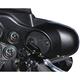 7.25 in. Rokker XX Fairing Speaker Kit - HCRK7252GTMXXR