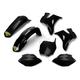 Complete Black Powerflow Body Kit - 1CYC-9305-12