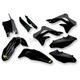Complete Black Powerflow Body Kit - 1CYC-9307-12