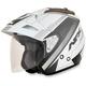 Mulri-Silver FX-50 Signal Helmet