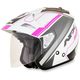 Multi-Fuchsia FX-50 Signal Helmet