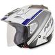 Multi-Blue FX-50 Signal Helmet