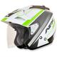 Multi-Green FX-50 Signal Helmet