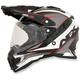 Red FX-41DS Dual Sport Eiger Helmet