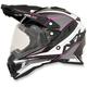 Fuchsia FX-41DS Dual Sport Eiger Helmet