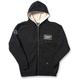 Black Kawasaki -Up Sherpa Hoody