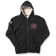Black Suzuki Zip-Up Sherpa Hoody