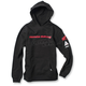 Youth Black Honda Racing Pullover Hoody