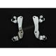 Detachable Backrest Mounting Kit - 602-2101