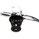 Black Drink Holder w/7/8 in. and 1 in. Bar Mount - 50613