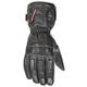 Black Rocket Leather Burner Heated Cold Weather Gloves