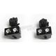 Black Side Mount Rat Eye LED Turn Signals - 05-208-RB