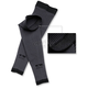 Black Graduated Compression Knee Sleeve