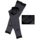 Black Graduated Compression Knee Sleeve