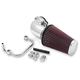 Polished Air Charger Performance Intake System - 57-1126P
