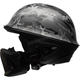 Black/Silver Rogue Ghost Recon Camo Helmet