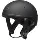 Matte Black Pit Boss Sport Helmet