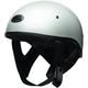 White Pit Boss Sport Helmet