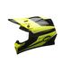 Hi-Viz Green MX-9 Stryker Mips Helmet