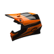 Orange/Black MX-9 Stryker Mips Helmet