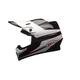 Black/White MX-9 Stryker Mips Helmet