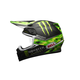 Green/Black MX-9 Pro Circuit Replica Mips Helmet