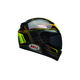 Hi-Viz Yellow/Black Vortex Marker Helmet