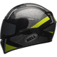 Black/Silver/Hi-Viz Qualifier DLX Mips Accelerator Helmet