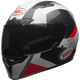 Black/White/Red Qualifier DLX Mips Accelerator Helmet