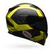 Black/Hi-Viz Revolver EVO Jackal Helmet