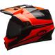 Fluorescent Orange/Black MX-9 Adventure Mips Stryker Helmet