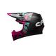 Black/Magenta MX-9 Seven Mips Soldier Helmet