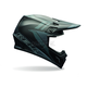 Matte Black/Gray MX-9 Mips Barricade Helmet