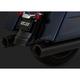 Black Oversized 450 Destroyer Slip-On Mufflers - 46654