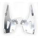 Silver Quick Change Windshield Plate Kit for Fat/Slim Windshield - MEK1719