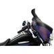 6.5 in. Dark Smoke Spoiler Windshield for Batwing Fairing - MEP84110