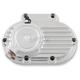 Polished Hydraulic Clutch Transmission Side Cover - 10-300
