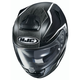 Semi-Flat Black/White RPHA-ST Dabin MC-5SF Helmet