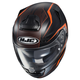 Semi-Flat Black/Orange RPHA-ST Dabin MC-7SF Helmet