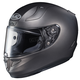 Semi-Flat Metallic Titanium RPHA-11 Pro Helmet