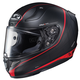 Semi-Flat Black/Red RPHA-11 Pro Riberte MC-1SF Helmet