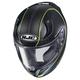 Semi-Flat Black/Neon Green RPHA-11 Pro Riberte MC-4HSF Helmet
