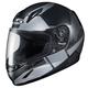 Youth Semi-Flat Black/Gray CL-Y Boost MC-5SF Helmet