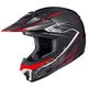 Black/Red CL-XY II Youth Blaze MC-1 Helmet