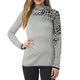 Women's Heather Gray Frenetic Pullover Hoody