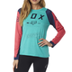 Women's Splash Grav Long Sleeve Shirt